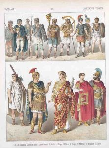 Ancient Roman costume 1