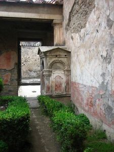 House of the Tragic Poet, Pompeii
